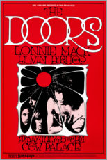 Akrylbillede  The Doors - Entertainment Collection