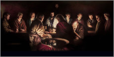 Lærredsbillede  The Last Supper - Andrew White