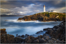 Premium-plakat Fanad Head in the evening light