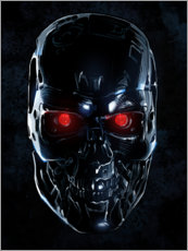 Premium-plakat The Cyborg