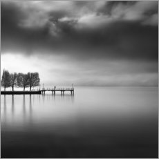 Akrylbillede  After the storm - George Digalakis