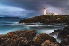 Premium-plakat Fanad Head in the last light