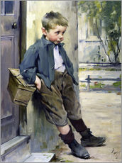 Galleritryk  Out of the Game - Henri Jules Jean Geoffroy