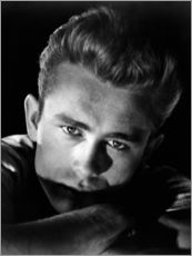 Galleritryk  James Dean