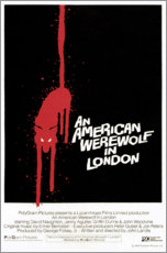 Akrylbillede  An American Werewolf in London