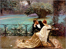 Galleritryk  The pride of Dijon - William John Hennessy