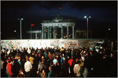 Galleritryk  Fall of the Berlin Wall