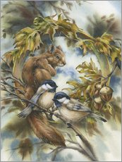 Galleritryk  Some of my best friends - Jody Bergsma