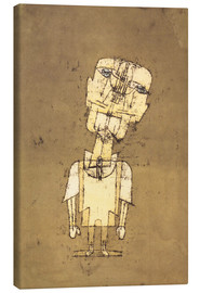 Lærredsbillede  Ghost of a Genius - Paul Klee