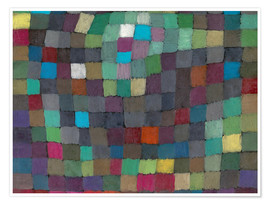 Premium-plakat  May Picture - Paul Klee