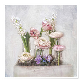 Premium-plakat  all about spring - Lizzy Pe