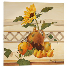 Akrylbillede  Autumn still life - Franz Heigl