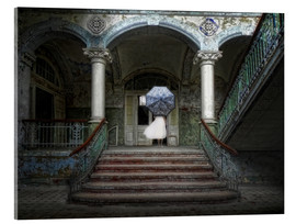 Akrylbillede  Palace of Forgotten Dreams - Joachim G. Pinkawa