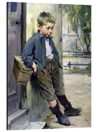 Print på aluminium  Out of the Game - Henri Jules Jean Geoffroy