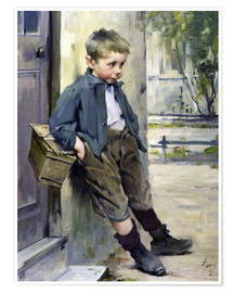Premium-plakat  Out of the Game - Henri Jules Jean Geoffroy