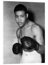 Akrylbillede  Joe Louis