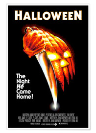 Premium-plakat  Halloween - The night he came home