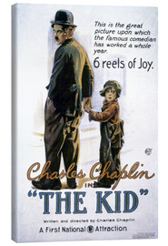 Lærredsbillede  Chaplin: The Kid, 1920