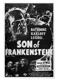 Premium-plakat  Son Of Frankenstein