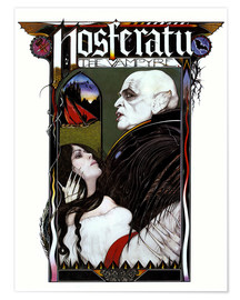 Premium-plakat  NOSFERATU: PHANTOM OF THE NIGHT