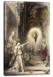 Lærredsbillede  The Apparition - Gustave Moreau