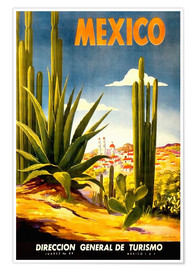 Premium-plakat  Mexico - Travel Collection