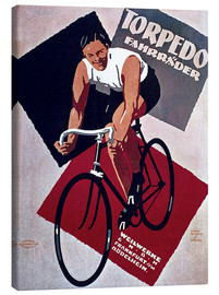 Lærredsbillede  Torpedo Bikes - Advertising Collection