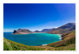 Premium-plakat Hout Bay, Cape Town, South Africa