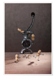 Premium-plakat Simple Things - Meat Grinder