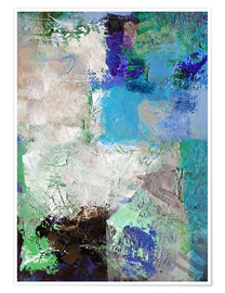 Premium-plakat Abstract No 15