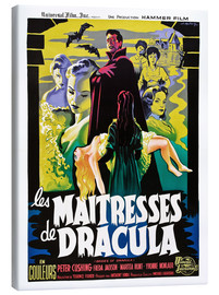 Lærredsbillede  THE BRIDES OF DRACULA (LES MAITRESSES DE DRACULA), David Peel