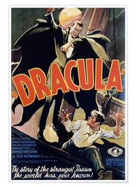 Premium-plakat  Dracula - Entertainment Collection