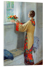Akrylbillede  New day - William Henry Margetson