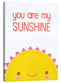 Lærredsbillede  You are my sunshine - Kat Kalindi Cameron