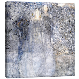 Lærredsbillede  Silver Apples - Margaret MacDonald Mackintosh