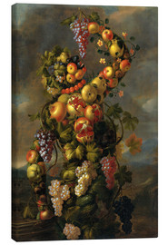 Lærredsbillede  Autumn (An Allegory of the Four Seasons) - Giuseppe Arcimboldo