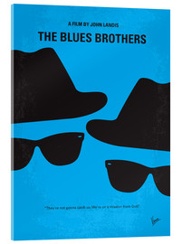 Akrylbillede  The Blues Brothers - chungkong