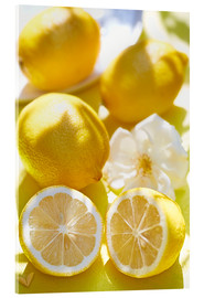 Akrylbillede  Lemon Kick - K&L Food Style
