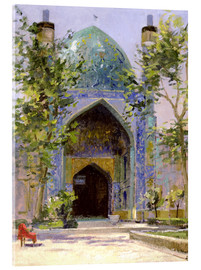 Akrylbillede  Chanbagh Madrasses, Isfahan - Bob Brown