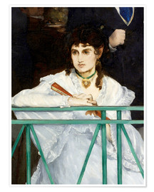 Premium-plakat  The Balcony (Detail) - Edouard Manet