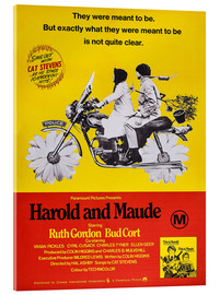 Akrylbillede  Harold and Maude