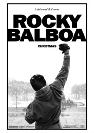 Print på aluminium  Rocky Balboa - Entertainment Collection