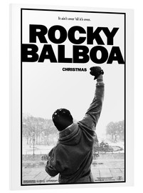 Print på skumplade  Rocky Balboa - Entertainment Collection