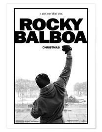 Premium-plakat  Rocky Balboa - Entertainment Collection