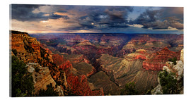 Akrylbillede  Grand Canyon View - Michael Rucker
