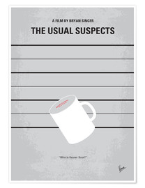 Premium-plakat  The usual suspects - chungkong