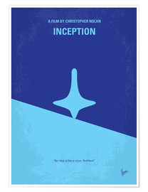 Premium-plakat Inception