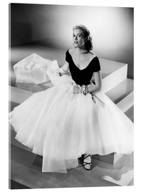 Akrylbillede  Grace Kelly