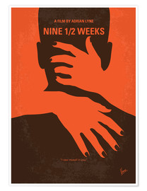 Premium-plakat Nine 1/2 Weeks