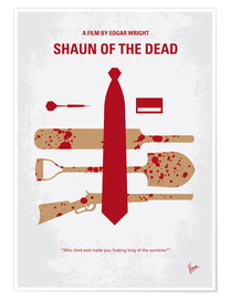 Premium-plakat Shaun of the Dead